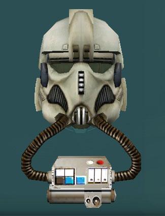 Imperial Ace Fighter Helmet