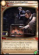 Rebel Investigation (card)