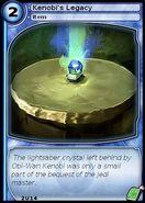 Kenobi's Legacy (card)