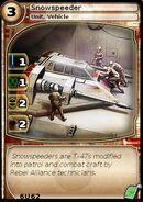 Snowspeeder (card)