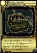 Dianoga Dumpster (card)