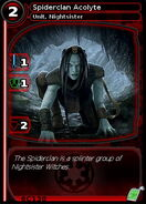 Spiderclan Acolyte (card)