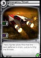 Emergency Thrust (card)
