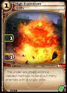 High Explosives (card)