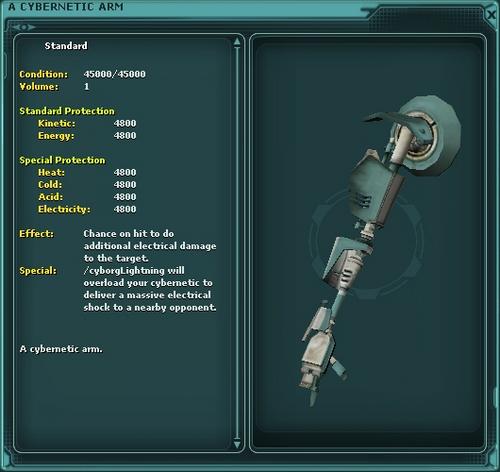 Bio-Tech Industries Combat