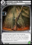 Tusken Cycler Rifle (card)