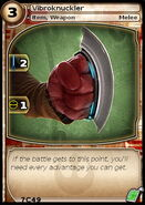 Vibroknuckler (card)