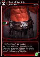Belt of the Sith (card)