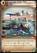 Courage Under Fire (card)