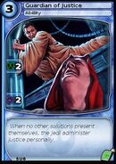 Guardian of Justice (card)