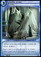 Noble Order (card)