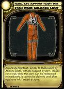 Rebel Life Support Flight Suit (card)