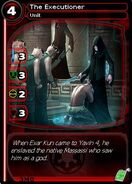The Executioner (card)
