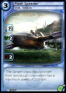 Flash Speeder (card)