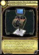 M'a Jong's Galactic Tiles Arcade Game (card)