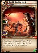 Rapid Deployment (card)