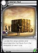 Valarian Haul (card)