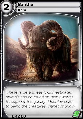 Bantha (card)