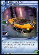 Coruscant Taxi (card)