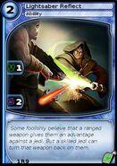 Lightsaber Reflect (card)