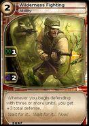 Wilderness Fighting (card)