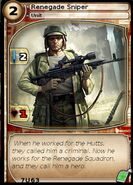Renegade Sniper (card)