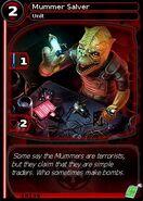 Mummer Salver (card)