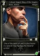 Colonel Signet Ring of the Empire (card)