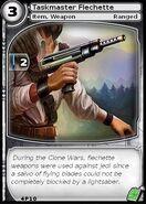 Taskmaster Flechette (card)