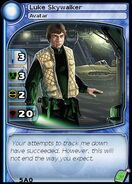 Luke Skywalker (Avatar) 2 (card)