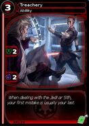 Treachery (card)
