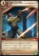 Rebel Private (card)