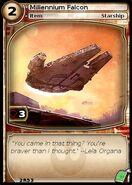 Millennium Falcon (card)