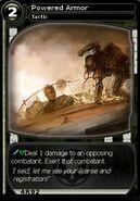 Powered Armor (card)