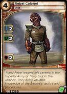 Rebel Colonel (card)