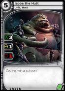 Jabba the Hutt (card)