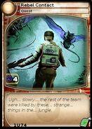 Rebel Contact (card)