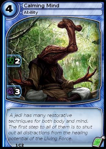 Calming Mind (card)