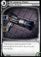 P8 Lamprey Pistol (card)