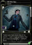 Kill the Spy (card)
