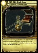 RIC-920 Rickshaw (card)