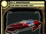 XJ-2 Airspeeder (card)