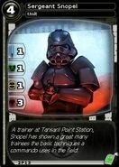 Sergeant Snopel (card)
