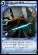 Exacting Strikes (card)