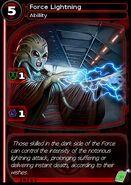 Force Lightning (card)