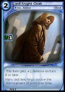Jedi Knight Cloak (card)