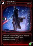 Sith Robe (card)