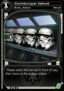 Stormtrooper Helmet (card)