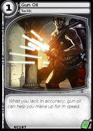 Gun Oil (card)