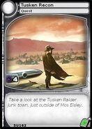 Tusken Recon (card)